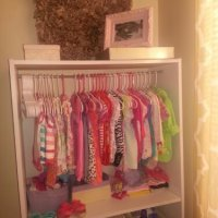 DIY Mama: Bookshelf to Baby Armoire